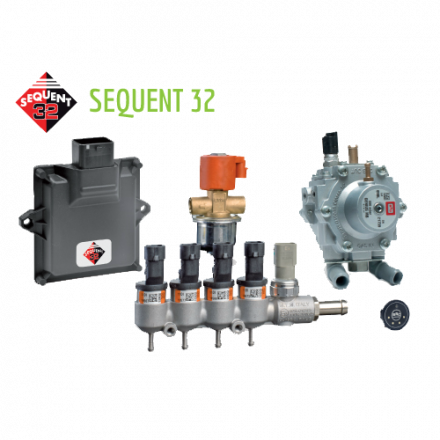 BRC SEQUENT 32 BOXER (100-120KW) 4 цил.