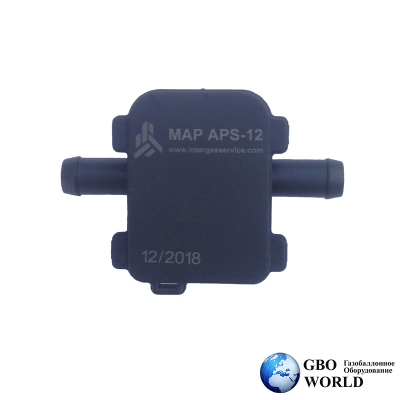 Датчик давления и разряжения Alpha APS-12