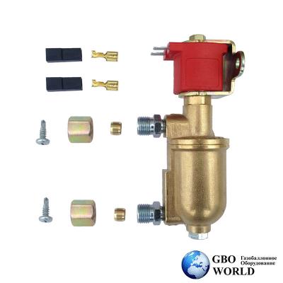Клапан газовый ATIKER 12008 8мм