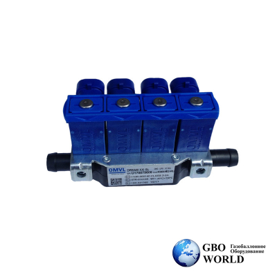 Форсунки OMVL fast light 4 цилиндра