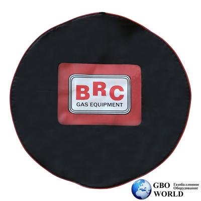 Чехол для запасного колеса диаметром R-17 (730Х260)