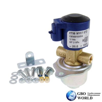 Клапан газовый BRC ЕТ 98 6 мм