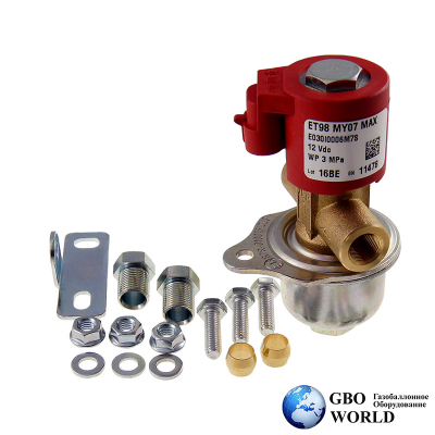 Клапан газовый BRC ЕТ 98 Super 8 мм